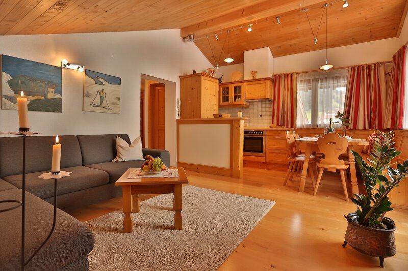 Ferienwohnungen Tyroler Gipfel | Apart Tyrol | Apartments in Serfaus ...